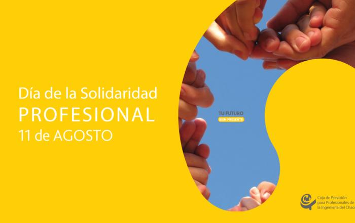 Dñia de la Solidaridad Profesional