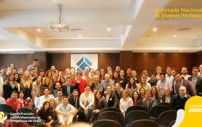 Participamos de la VI «Jornada Nacional de Jóvenes Profesionales»
